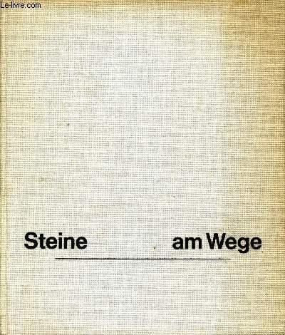 STEINE AM WEGE