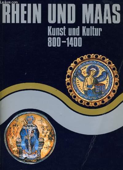 RHEIN UND MAAS, KUNST UND KULTUR 800-1400