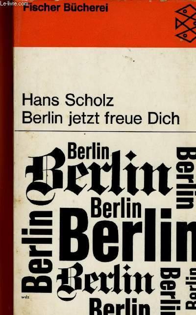 BERLIN JETZT FREUE DICH