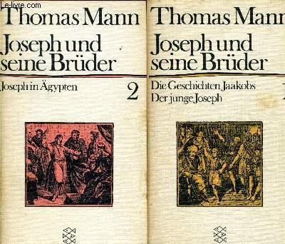 JOSEPH UND SEINE BRÜDER, 1, 2 & 3