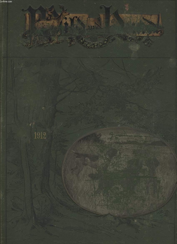 WILD UND HUND, ACHTZEHNTER JAHRGANG, 1912 (1-52).