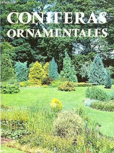 CONIFERAS ORNAMENTALES