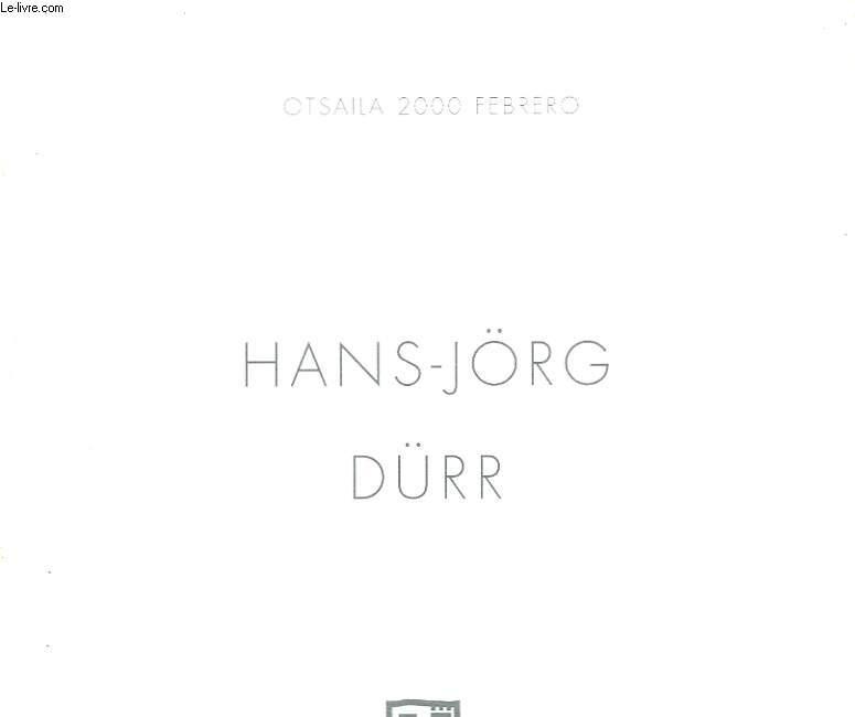 HANS-JÖRG DÜRR