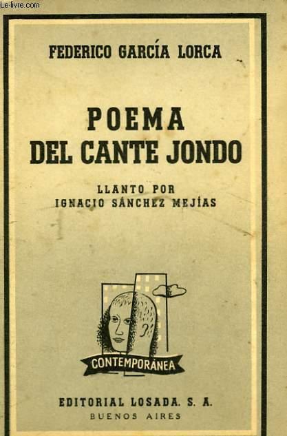POEMA DEL CANTA JONDO