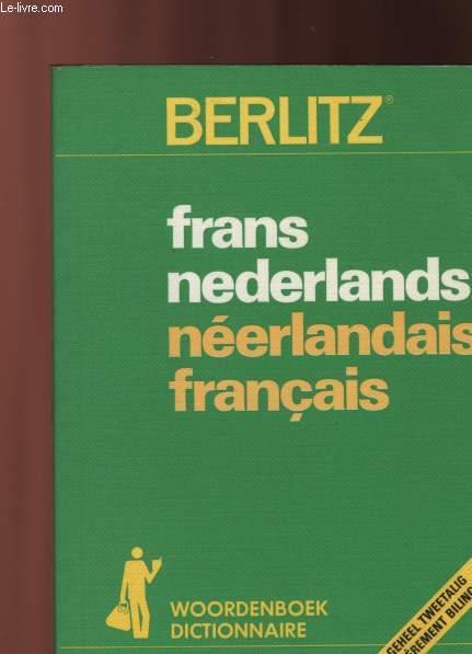 FRANS-NEDERLANDS / NEERLANDAIS-FRANCAIS