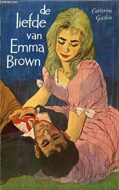 DE LIEFDE VAN EMMA BROWN