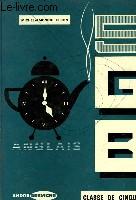 G.B. ANGLAIS, 5ème