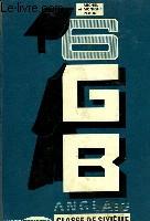 G.B. ANGLAIS, 6ème