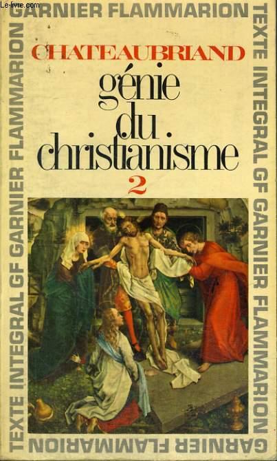 GENIE DU CHRISTIANISME 2