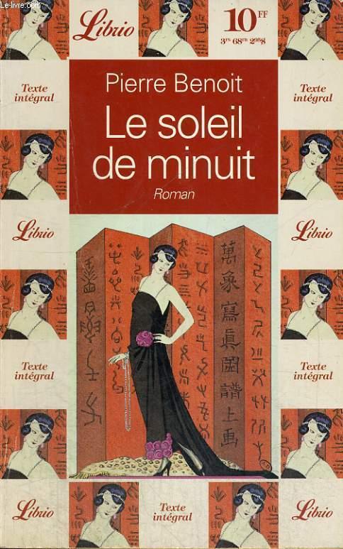 LE SOLEIL DE MINUIT, ROMAN