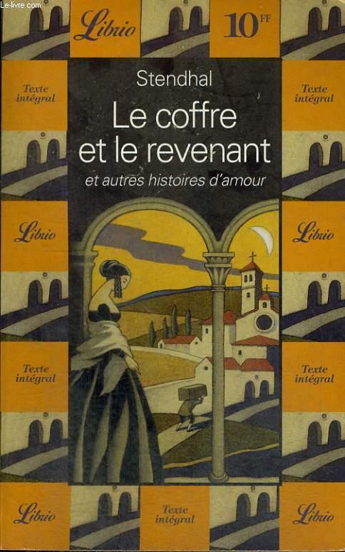 LE COFFRE ET LE REVENANT ET AUTRES HISTOIRES D'AMOUR