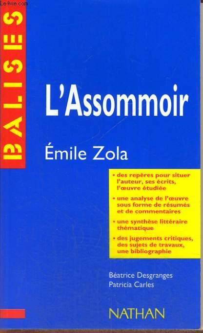 L'ASSOMOIR. (BEATRICE DESGRANGES, PATRICIA CARLES)
