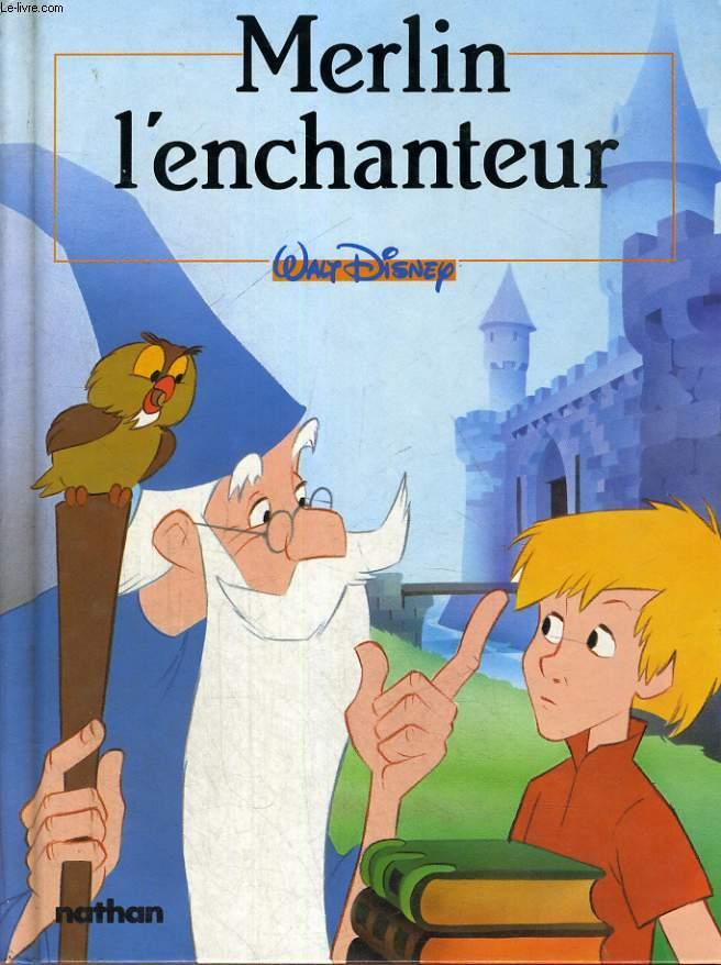 MERLIN L'ENCHANTEUR - DISNEY CLASSIQUE.