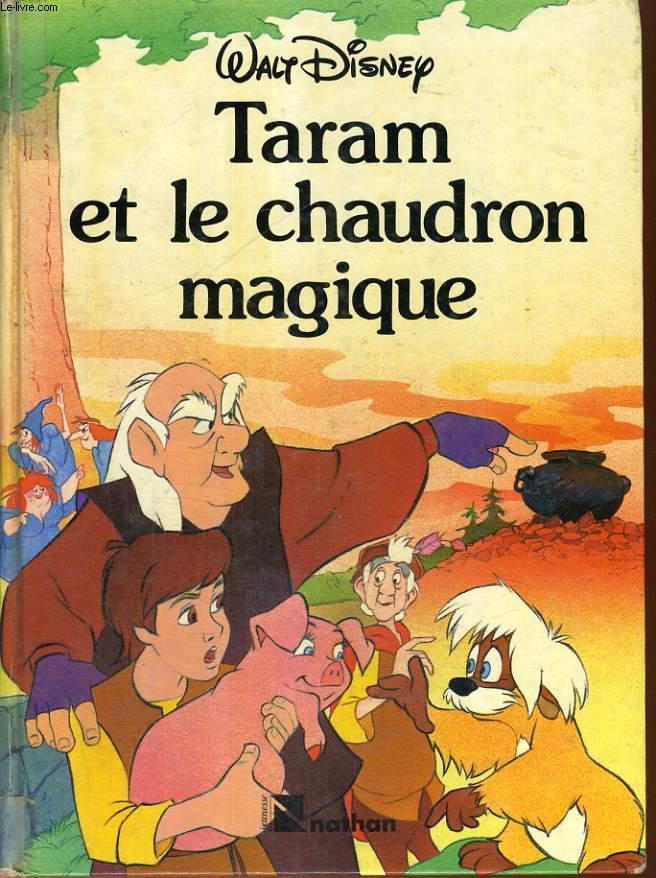 TARAM ET LE CHAUDRON MAGIQUE - DISNEY CLASSIQUE