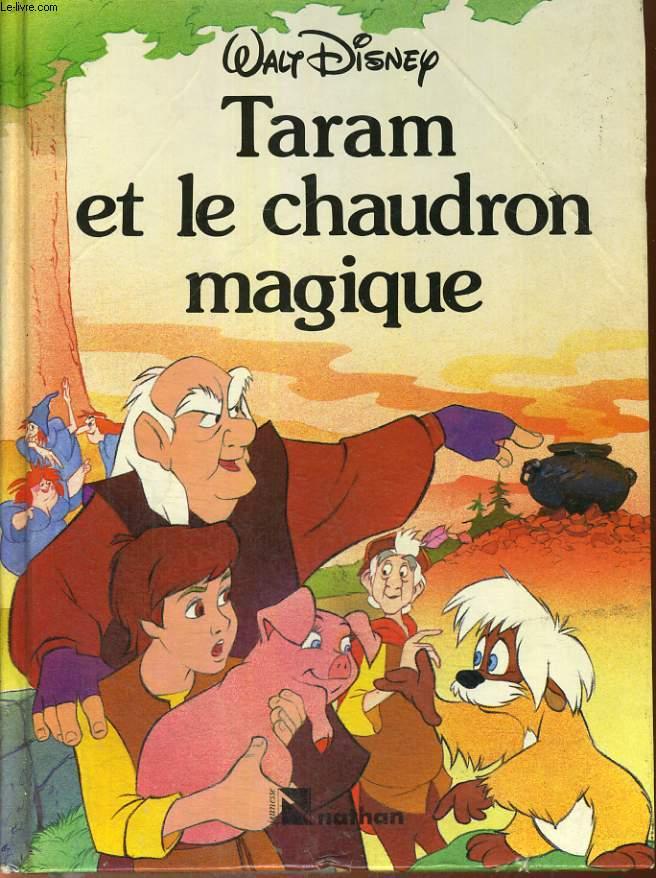 TARAM ET LE CHAUDRON MAGIQUE - DISNEY CLASSIQUE.