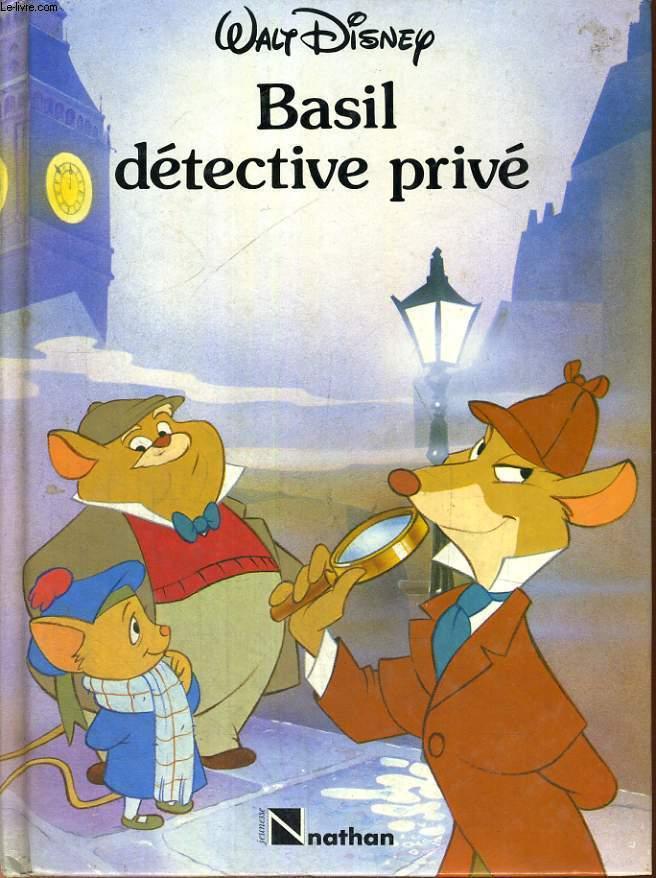 BASIL DETECTIVE PRIVE - DISNEY CLASSIQUE
