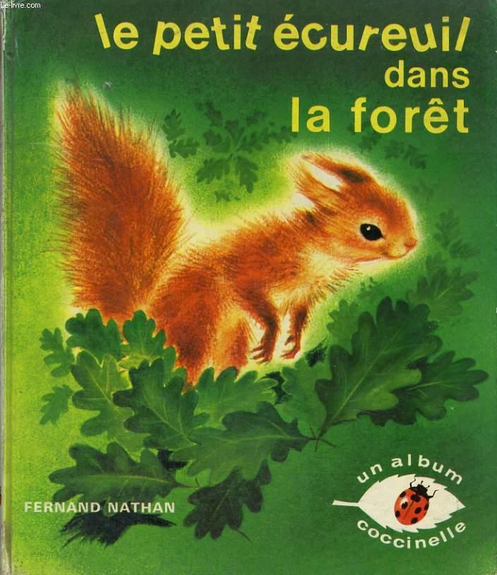 LE PETIT ECUREUIL DANS LA FORET - LES ALBUMS COCCINELLE.