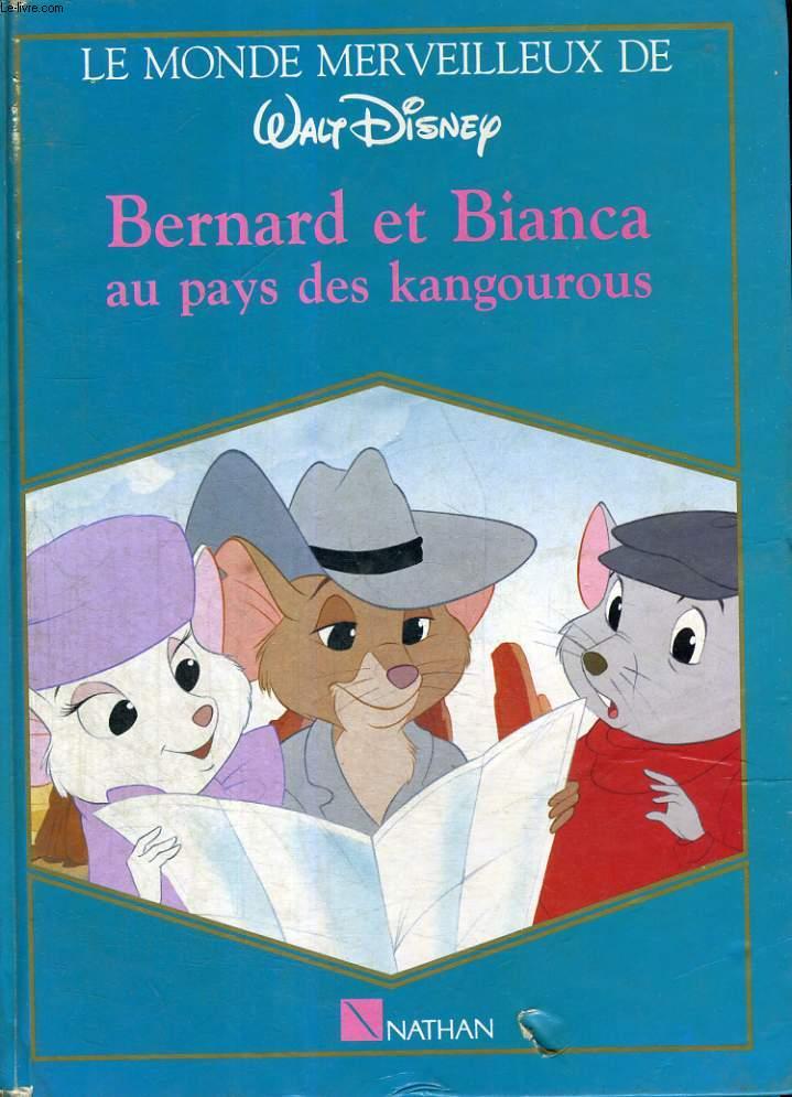 BERNARD ET BIANCA AU PAYS DES KANGOUROUS - LE MONDE MERVEILLEUX DE WALT DISNEY