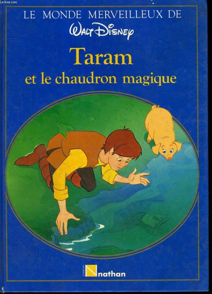 TARAM ET LE CHAUDRON MAGIQUE - LE MONDE MERVEILLEUX DE WALT DISNEY