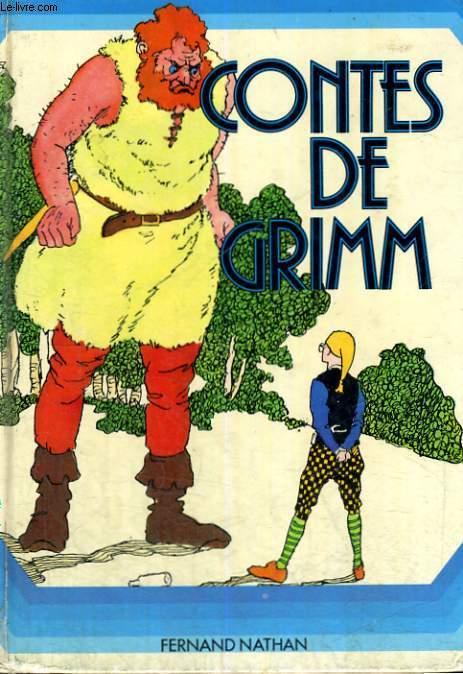 CONTES DE GRIMM - DE 8 A 13 ANS