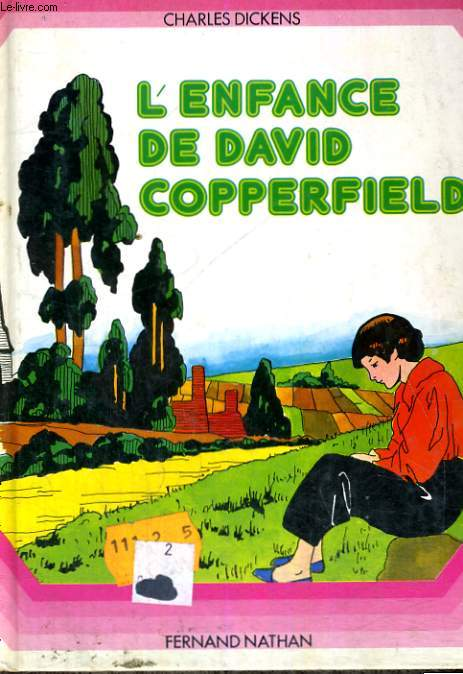 L'ENFANCE DE DAVID COPPERFIELD