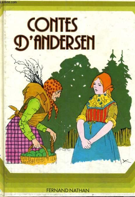 CONTES D'ANDERSEN - DE 8 A 13 ANS