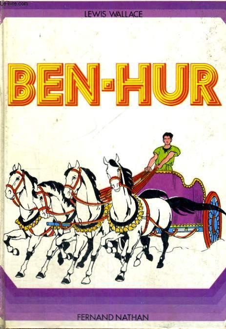BEN-HUR - DE 10 A 14 ANS