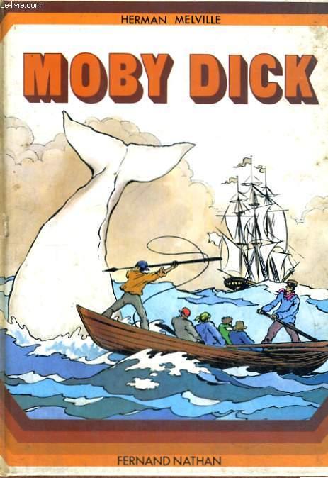 MOBY DICK - A PARTIR DE 11 ANS.