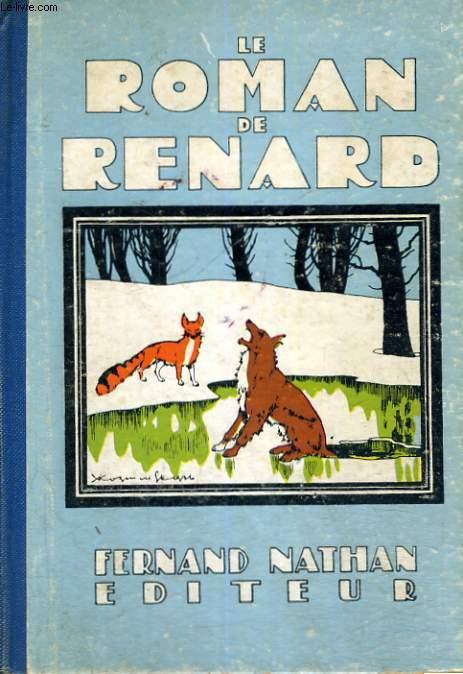 LE ROMAN DE RENARD - CINQUIEME EDITION
