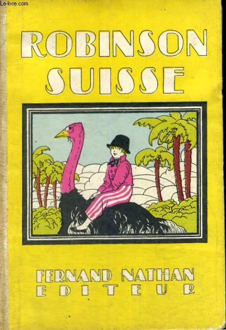 ROBINSON SUISSE - CINQUIEME EDITION