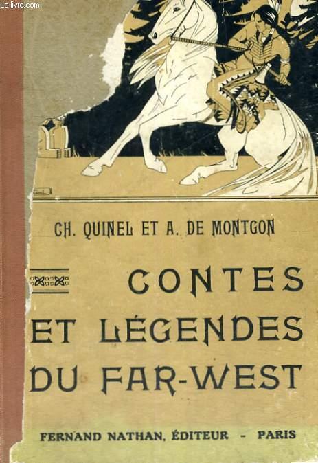 CONTES ET LEGENDES DU FAR - WEST - NOUVELLE EDITION - COLLECTION DES CONTES ET LEGENDES DE TOUS LES PAYS
