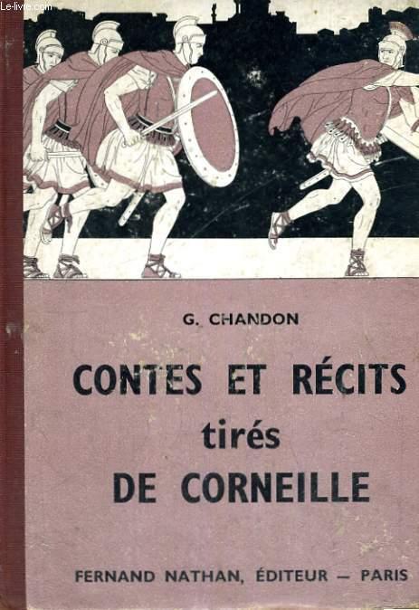 CONTES ET RECITS TIRES DE CORNEILLE - COLLECTION DES CONTES ET LEGENDES DE TOUS LES PAYS