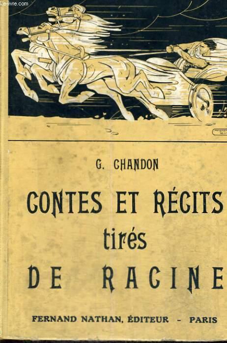 CONTES ET RECITS TIRES DE RACINE - COLLECTION DES CONTES ET LEGENDES DE TOUS LES PAYS