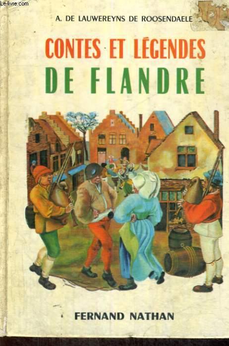 CONTES ET LEGENDES DE FLANDRE - COLLECTION DES CONTES ET LEGENDES DE TOUS LES PAYS