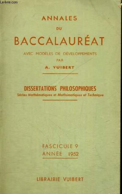 modeles dissertations philosophiques Eugène minkowski thought that autism is the patient's loss of vital contact  based on his dissertation,  fragments philosophiques, (paris: aubier.