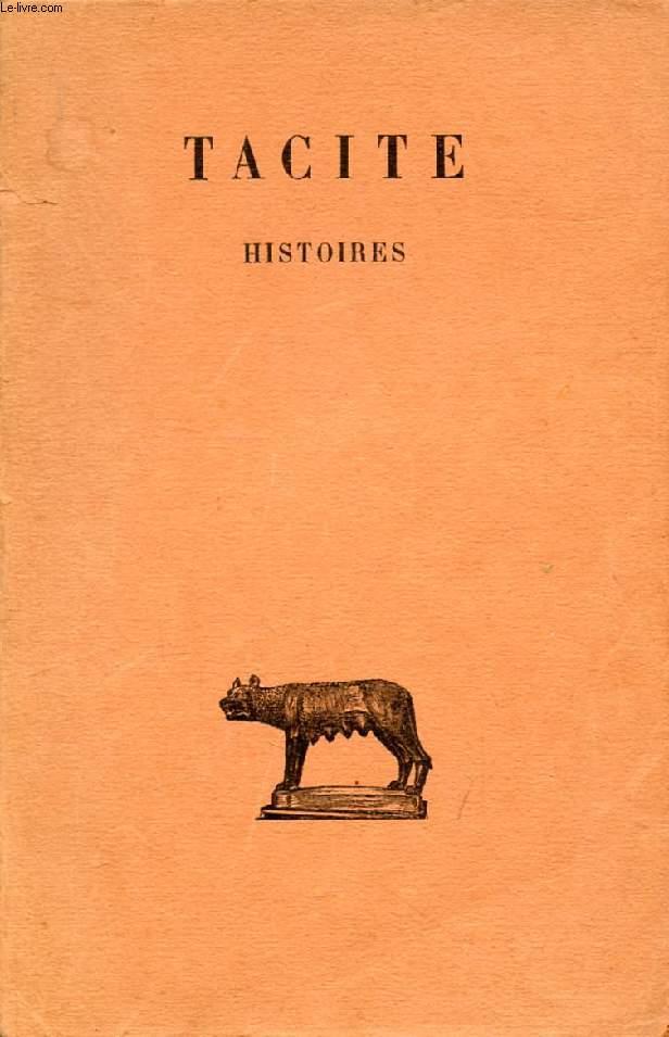 HISTOIRES, TOME II