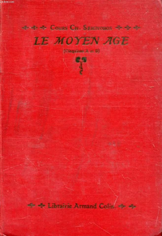 LE MOYEN AGE, 5e A, B