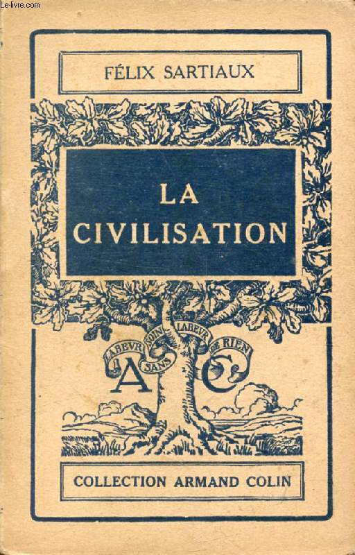 LA CIVILISATION