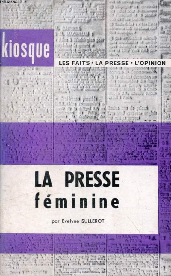 LA PRESSE FEMININE