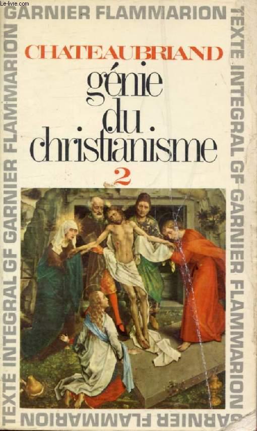GENIE DU CHRISTIANISME, TOME II