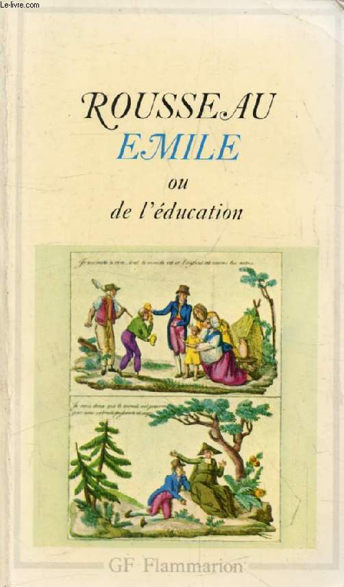 EMILE, OU DE L'EDUCATION