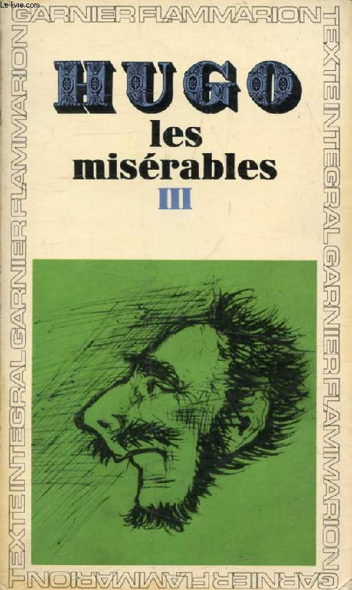 LES MISERABLES, TOME III