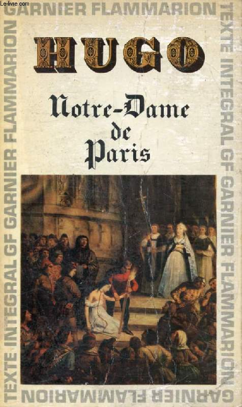NOTRE-DAME DE PARIS, 1482