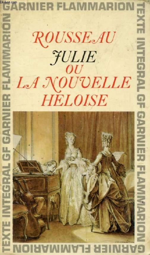 JULIE, OU LA NOUVELLE HELOISE