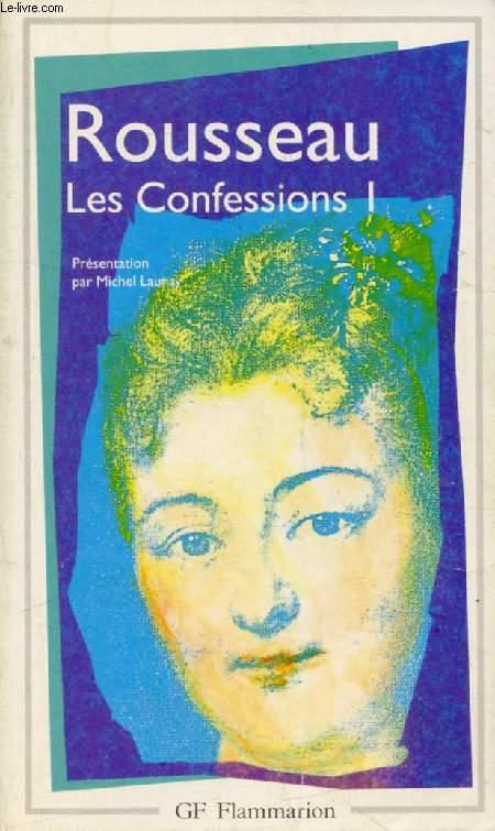 LES CONFESSIONS, I