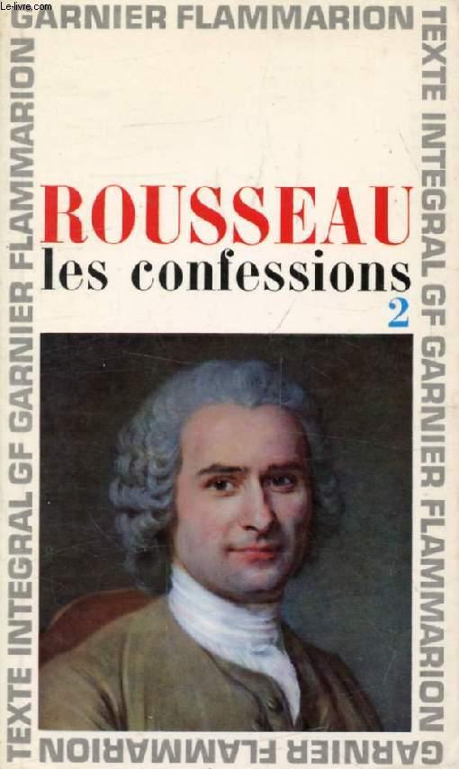 LES CONFESSIONS, II