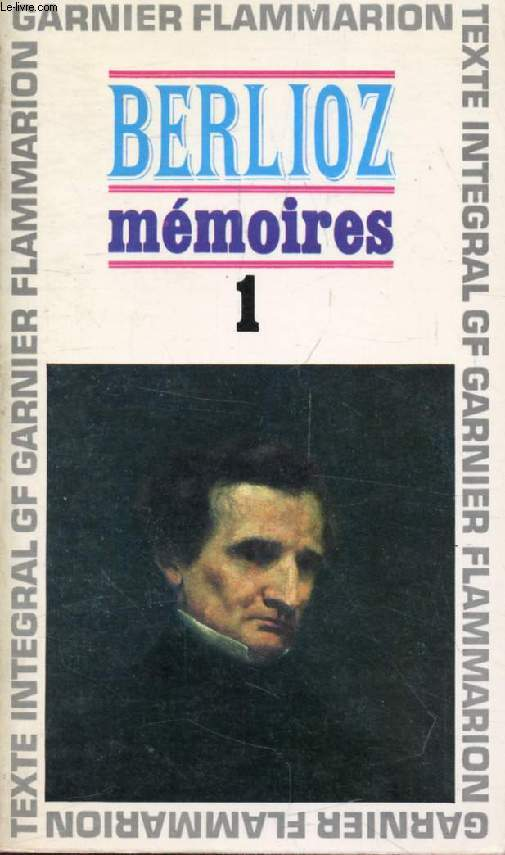 MEMOIRES, TOME I