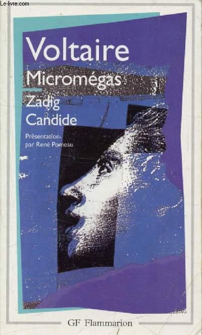 MICROMEGAS, ZADIG, CANDIDE