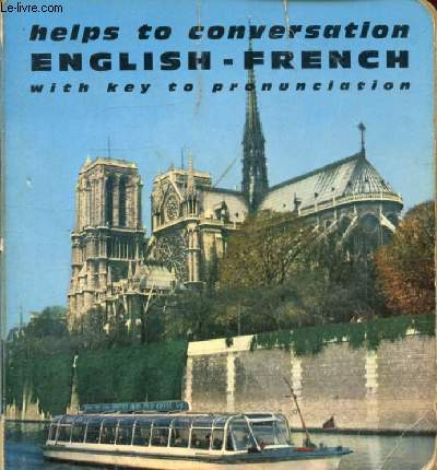 ENGLISH-FRENCH HELPS TO CONVERSATION