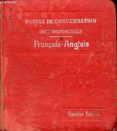 MANUEL DE LA CONVERSATION ET DU STYLE EPISTOLAIRE, FRANCAIS-ANGLAIS